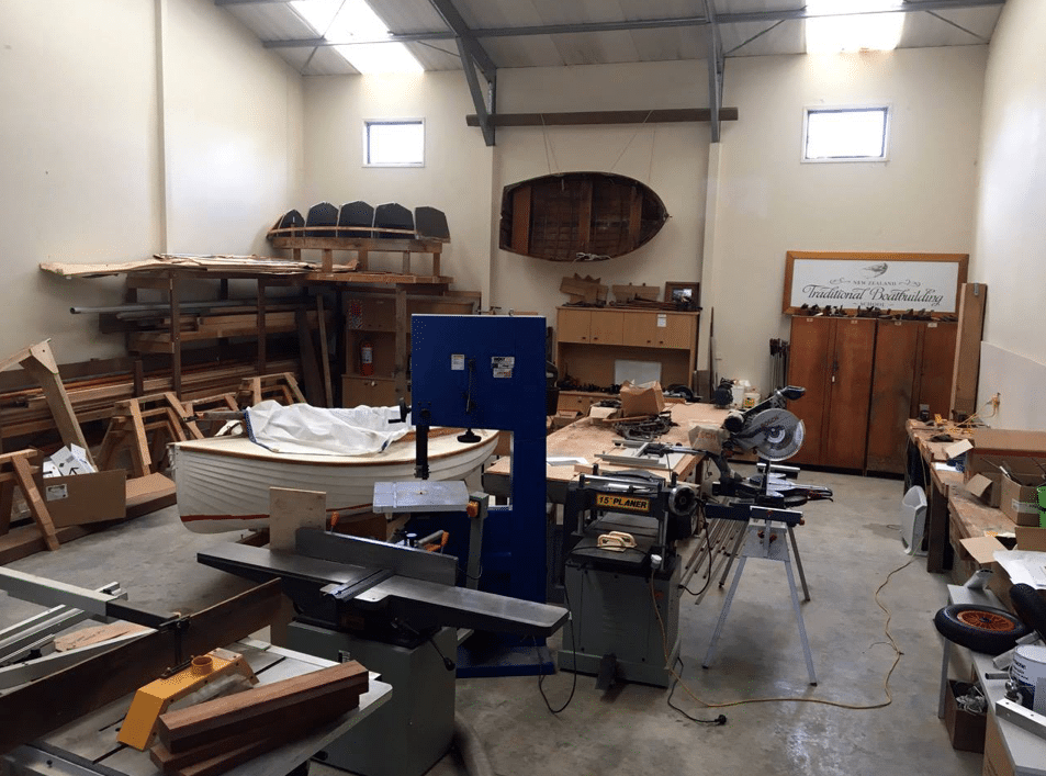 New Te Atatu Workshop